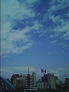 今日の・・・空(1)