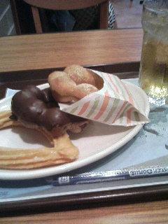 今日の・・・夕飯
