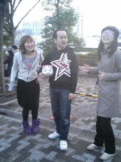 渋谷路上ライブ