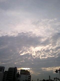 今日の・・・空(57)