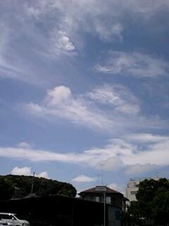 今日の・・・空(60)