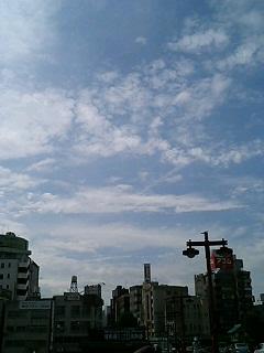 今日の・・・空(69)