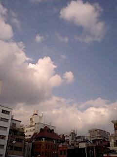 今日の・・・空(78)