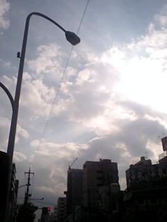 今日の・・・空(83)