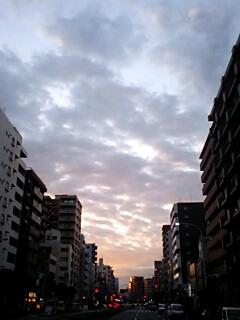 今日の・・・空(87)